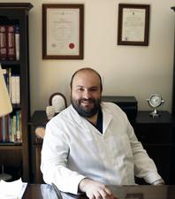 Ευστράτιος Γ. Καβρουδάκης MD, MSc,Χειρουργός, Ορθοπαιδικός, Τραυματιολόγος